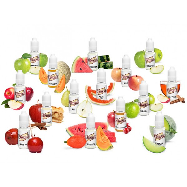 FLV PACK Apple & Melon