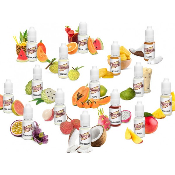 FLV PACK Tropical Flavours
