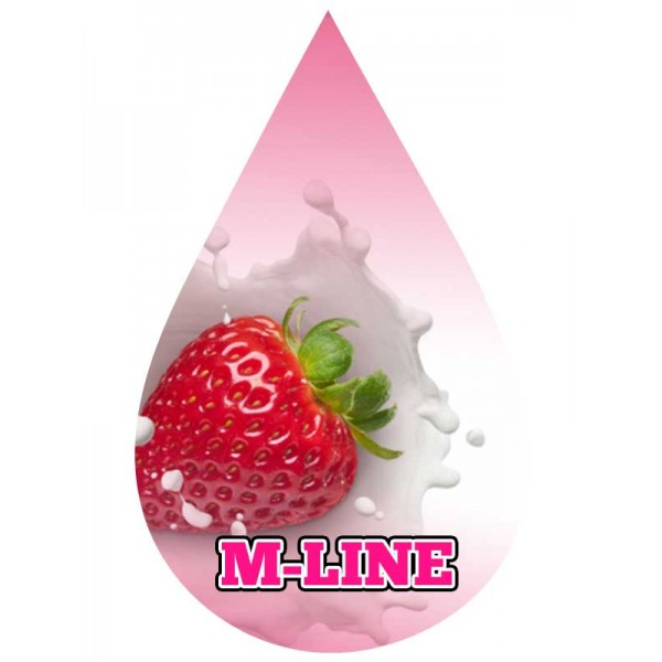 M-Line Strawberry Milk-MB
