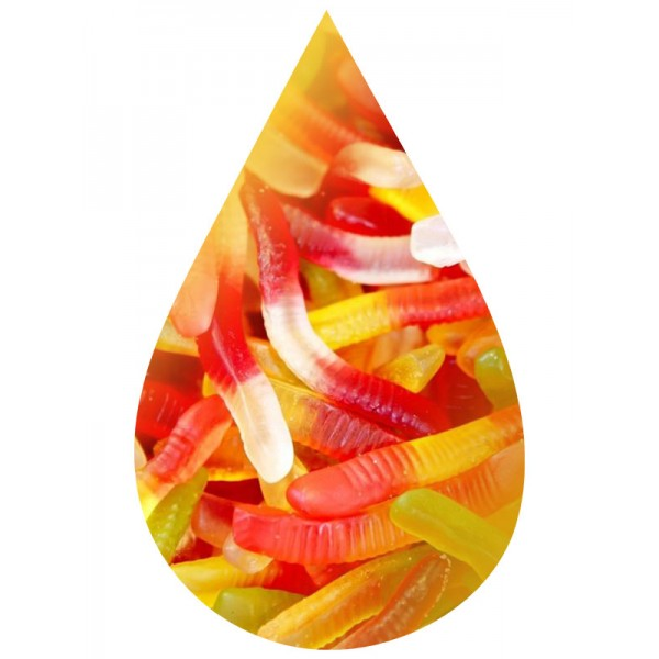 Gummy Worm Candy-WF