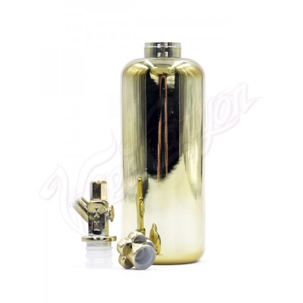 60ml PP Electroplated Bottle
